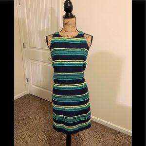 Brand New Vineyard Vines Shift Dress Striped